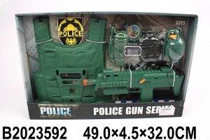 Набор полицейского 602-8 в кор.