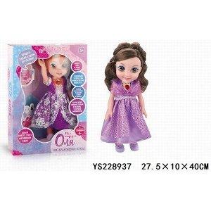 Кукла 69023 Оля интерактивная в кор.