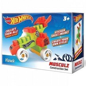 Констр-р Bauer 711 hot wheels серия musculz Hawk