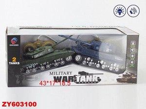Танковый бой р/у 369-22  в кор.
