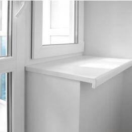 Мебельная и оконная фурнитура — Подоконники — Двери, окна, лестницы