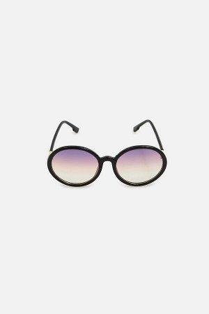 Очки солнцезащитные жен. Seibo черный