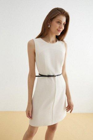 Платье жен. Oringio молочный