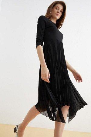 Платье жен. Kontik черный