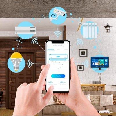 Электротовары и техника для дома, дачи, туризма, телефонов — Умный дом