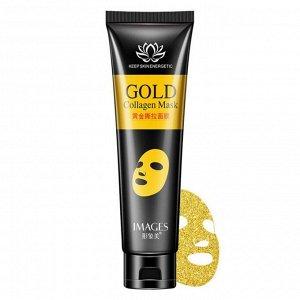 IMAGES Маска – пленка с золотом