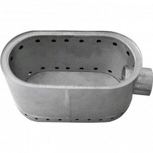Печка туристическая щепочница Век «Овал Плюс»