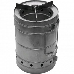 Печка туристическая щепочница Век «Тур-Б» d=160 мм