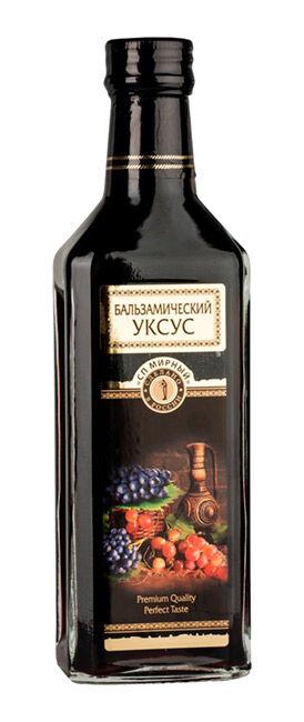 """Уксус """"Премиум"""" бальзамический 6% 250 мл"""