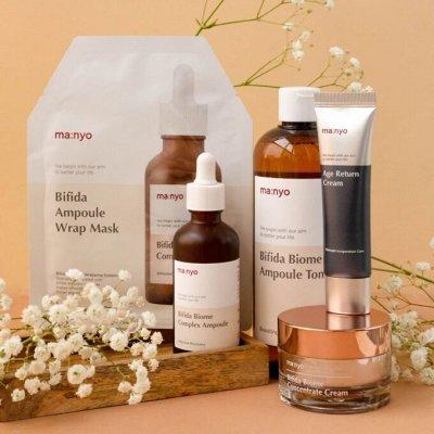 Premium Korean Cosmetics ☘️Раздача за 3 дня.🎁 Акция МАЯ🎈 — Manyo  — Защита и питание
