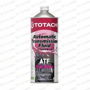 Масло трансмиссионное Totachi ATF Multi-Vehicle синтетическое, универсальное, 1л, арт. 4562374691216