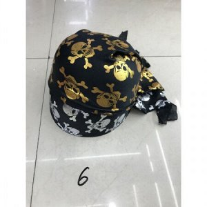 Пиратская шляпа-бандана 200504850 LYI0425106 (1/240)