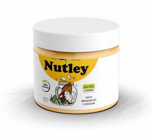 NEW! Паста кокосовая с миндалем | 300 гр