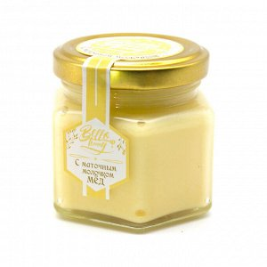 Крем-мёд с маточным молочком (120мл)