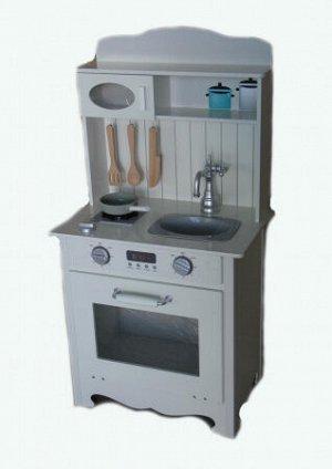 Деревянные игрушки: Кухонный гарнитур ТХ1176 (1/1) (размер 65,3*30*97,3)