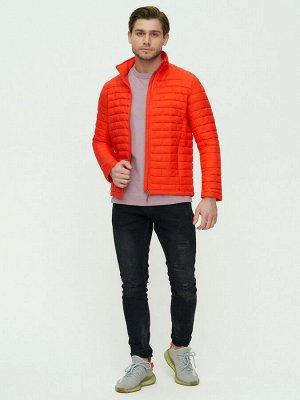 Куртка стеганная Valianly оранжевого цвета 93354O