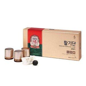 Биологически активная добавка к пище «Korean Red Ginseng Vital Pill / Жевательное драже из корня корейского красного женьшеня»