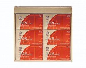 Биологически активная добавка к пище «Korean Red Ginseng Drink Forte / Экстракт корня корейского красного женьшеня «Хонг Сам Вон Форте»