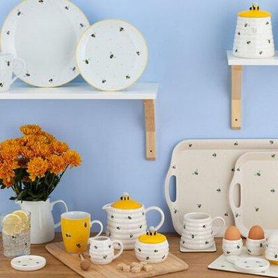 Дизайнерские вещи для дома+ кухня, акция и новинки — Price&Kensington - АНГЛИЙСКАЯ ПОСУДА — Посуда