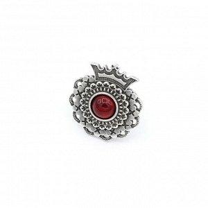 Кольцо Панагийка рубин 115028660-7