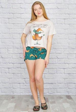"Пижама ""Фокси"", футболка"