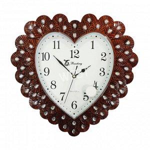Интерьерные настенные часы / 40 x 41 см
