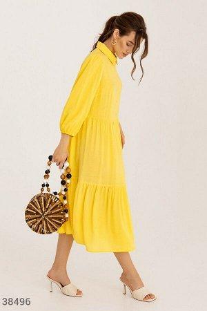 Oversize-платье рубашечного кроя