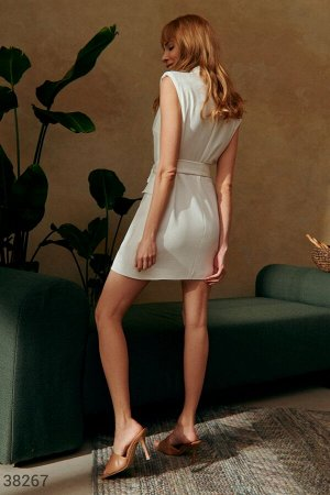 Женственное платье-жакет
