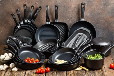 Heва Meталл — пocуда для вашей кухни