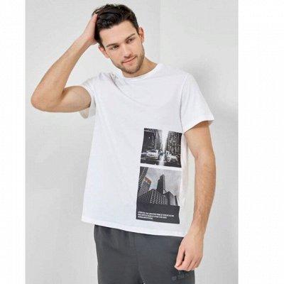 Мужская одежда Mark Formelle — Мужчинам - футболки — Футболки