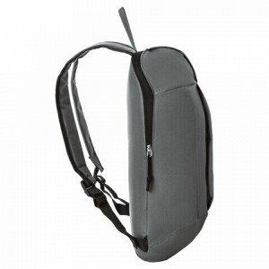 Рюкзак STAFF AIR компактный, серый, 40х23х16 см, 270292