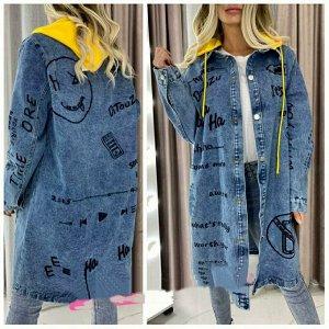 Куртка Маломерят на 2 размера!