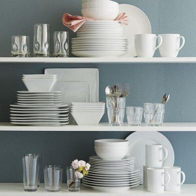 ВСЕ В ДОМ: Итальянские контейнеры — Фарфоровая/Керамическая посуда  — Посуда