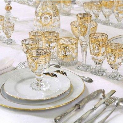 ВСЕ В ДОМ: Итальянские контейнеры — Гусь-Хрустальный завод: Легендарное стекло — Посуда