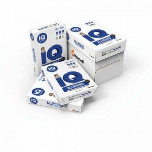 Бумага офисная IQ ALLROUND, А4, 80 г/м2, 500 л., марка В, Mondi, белизна 162%