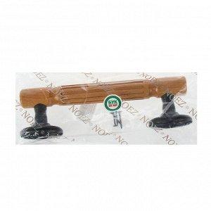 Ручка-скоба Винтаж-2 РС200-S, цвет черный матовый