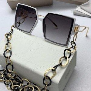Солнцезащитные очки + цепочка