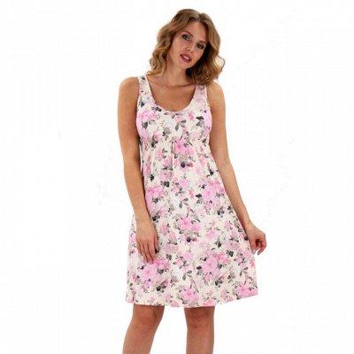 СИНЕЛЬ - Трикотажка для дома и Одежда на выход с 40 до 68 — Сорочки и сауны — Сорочки и пижамы