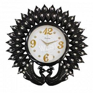 Интерьерные настенные часы / 45 x 54 см