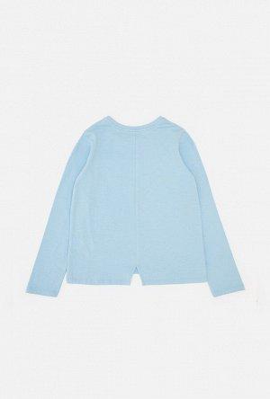 Джемпер детский для девочек Rude синий