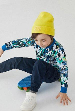Джемпер детский для мальчиков Oftast набивка