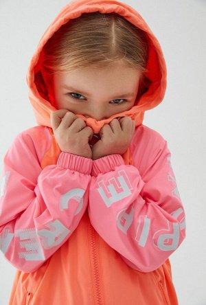 Куртка детская для девочек Druid цветной