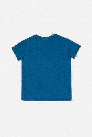 Футболка(Фуфайка) детская для мальчиков Jerry синий