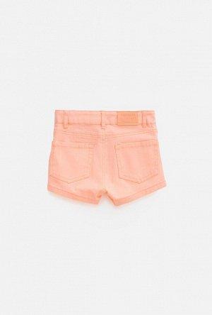 Шорты детские для девочек Rein2 персиковый