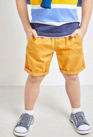 Шорты детские для мальчиков Shark желтый