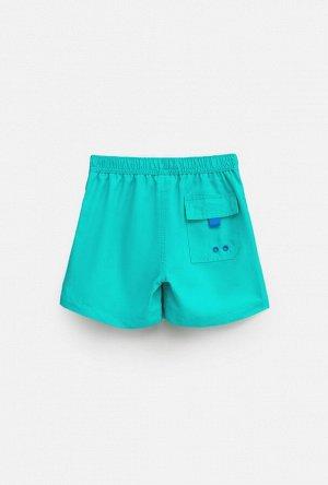 Купальные шорты детские для мальчиков Cyprus мятный