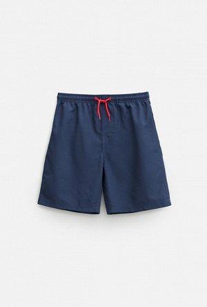 Купальные шорты детские для мальчиков Polos холодный синий