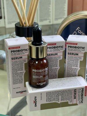 ILDONG Probiotic Serum Сыворотка ферментированая с пробиотиками 10 мл