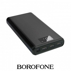 Внешний аккумулятор Power Bank Borofone BT2D Fullpower 30000mAh