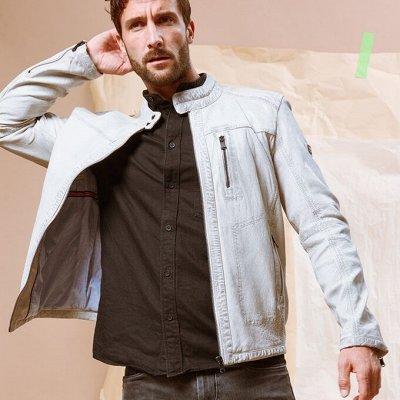 Кожаные Куртки из Германии-11. Предзаказ Осень-Зима 2021.  — Мужская коллекция — Куртки